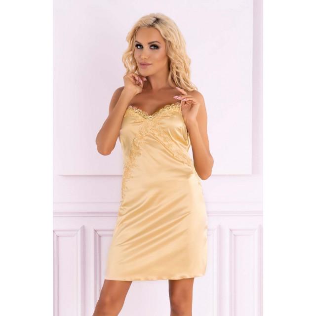 Сорочка и трусики Raber золотой