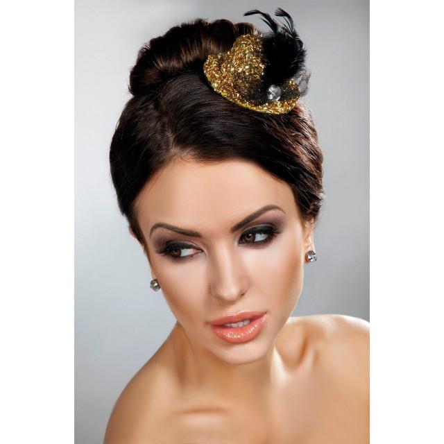 Шляпка модель 12 золото